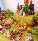 stół wiejski - zdjęcie 1